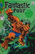Fantastic Four vol 1 # 79