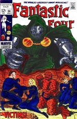 Fantastic Four vol 1 # 86
