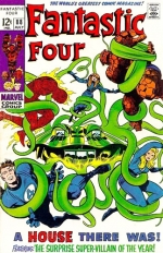 Fantastic Four vol 1 # 88