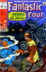 Fantastic Four vol 1 # 90