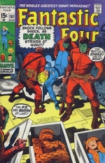 Fantastic Four vol 1 # 101