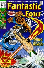 Fantastic Four vol 1 # 103