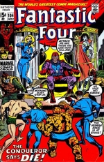 Fantastic Four vol 1 # 104