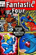 Fantastic Four vol 1 # 106