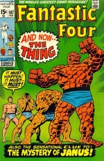 Fantastic Four vol 1 # 107