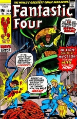 Fantastic Four vol 1 # 108