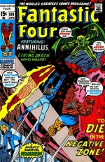Fantastic Four vol 1 # 109