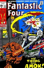 Fantastic Four vol 1 # 111