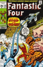 Fantastic Four vol 1 # 114
