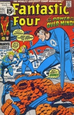 Fantastic Four vol 1 # 115