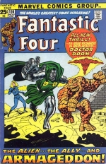 Fantastic Four vol 1 # 116