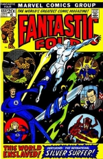 Fantastic Four vol 1 # 123