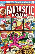 Fantastic Four vol 1 # 140