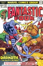 Fantastic Four vol 1 # 142