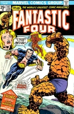 Fantastic Four vol 1 # 147