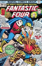 Fantastic Four vol 1 # 165