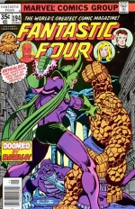Fantastic Four vol 1 # 194