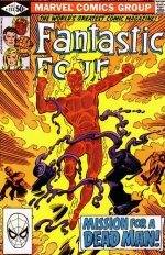 Fantastic Four vol 1 # 233