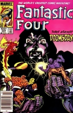 Fantastic Four vol 1 # 259