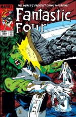 Fantastic Four vol 1 # 284