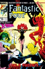 Fantastic Four vol 1 # 286