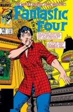 Fantastic Four vol 1 # 287