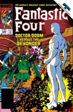 Fantastic Four vol 1 # 288