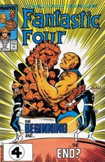 Fantastic Four vol 1 # 317