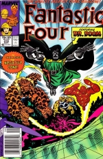 Fantastic Four vol 1 # 318