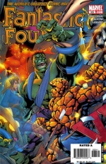 Fantastic Four vol 1 # 533