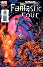 Fantastic Four vol 1 # 534