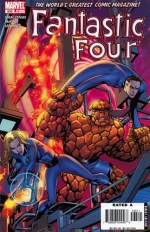 Fantastic Four vol 1 # 535