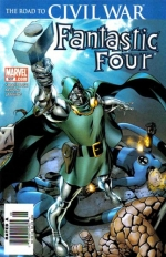 Fantastic Four vol 1 # 537