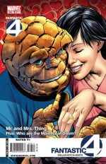 Fantastic Four vol 1 # 563