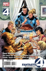Fantastic Four vol 1 # 564