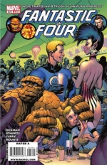 Fantastic Four vol 1 # 573