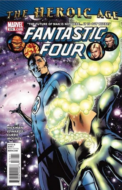 Fantastic Four vol 1 # 579