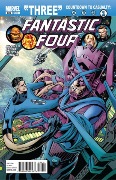 Fantastic Four vol 1 # 586