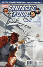 Fantastic Four vol 1 # 600