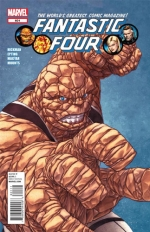 Fantastic Four vol 1 # 601