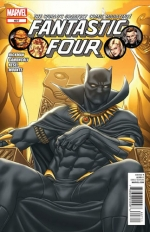 Fantastic Four vol 1 # 607