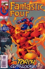 Fantastic Four vol 3 # 8