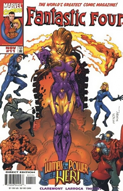 Fantastic Four vol 3 # 11