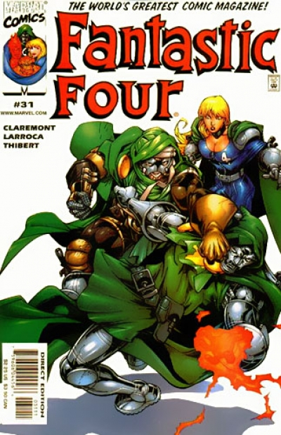 Fantastic Four vol 3 # 31