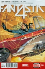 Fantastic Four vol 5 # 14