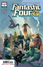 Fantastic Four vol 6 # 3