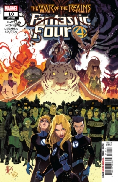 Fantastic Four vol 6 # 10