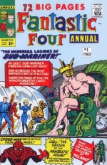 Fantastic Four Annual # 1