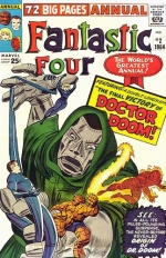 Fantastic Four Annual # 2