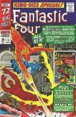 Fantastic Four Annual # 4